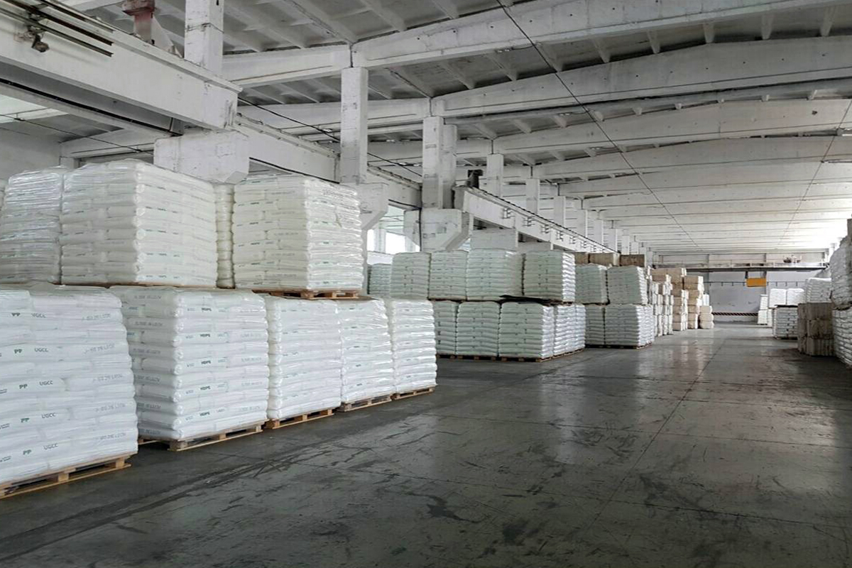 Pace construction Materials Warehouse