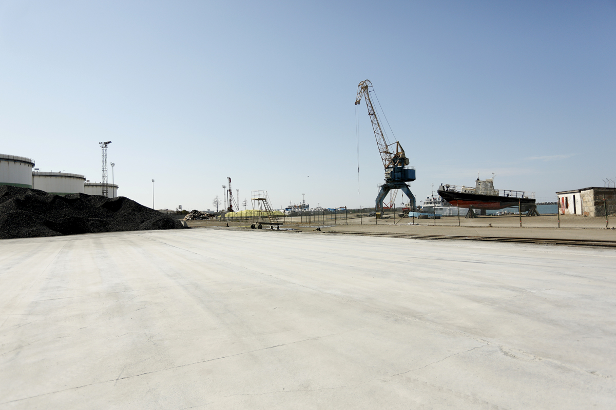 Pace Port Terminal landcape