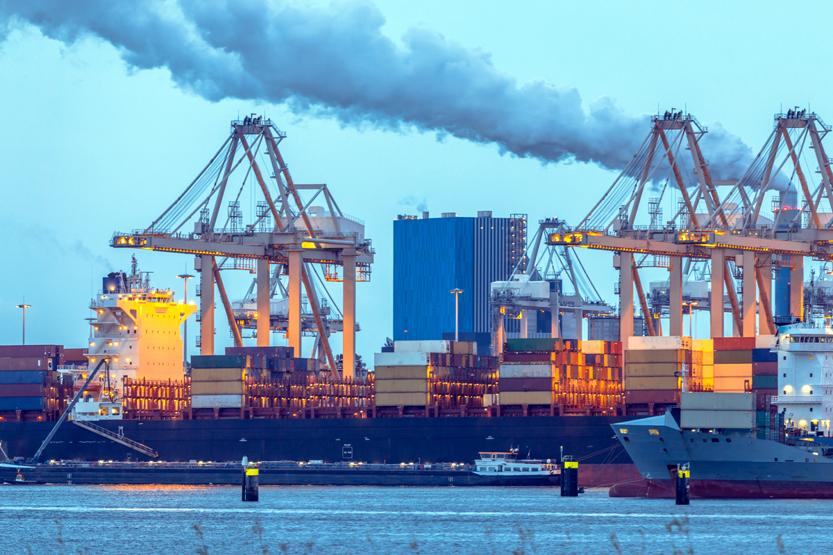 Pace Cargo Terminal
