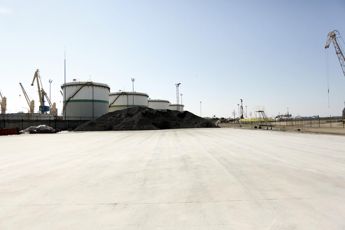 Pace Terminal Premises Landscape