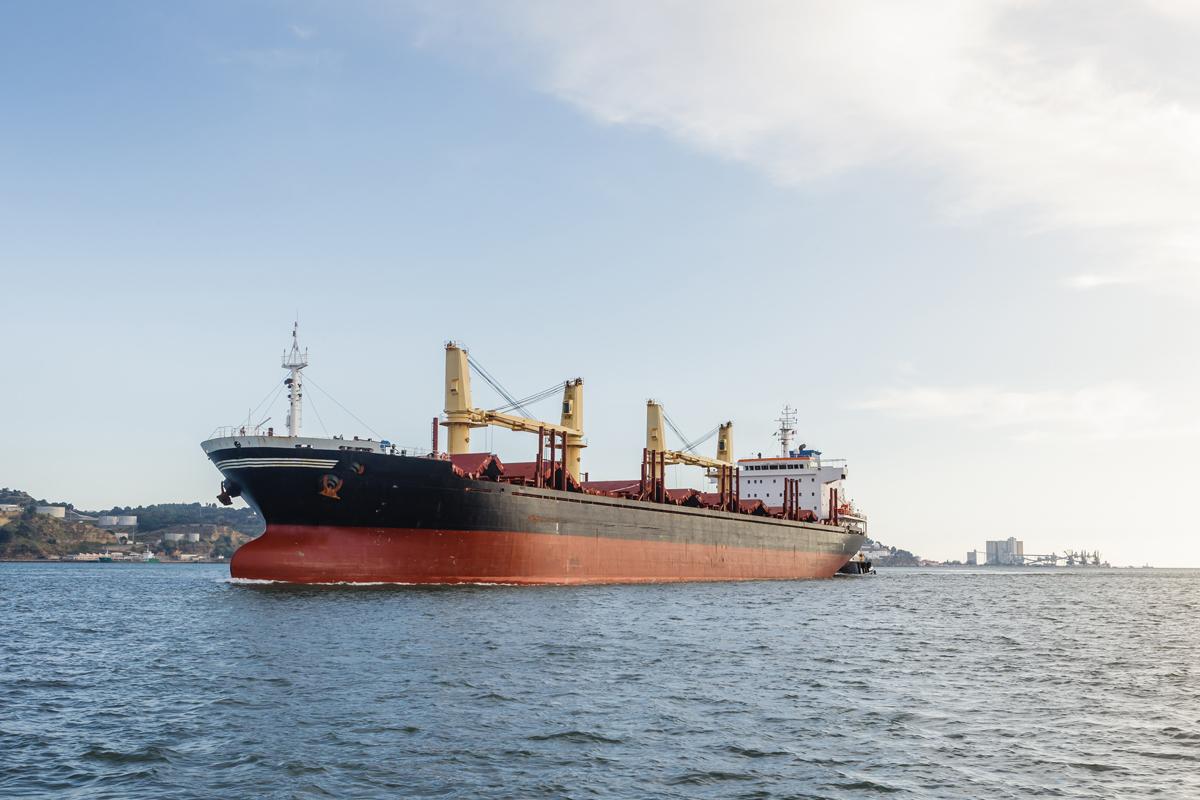 Pace Cargo ship